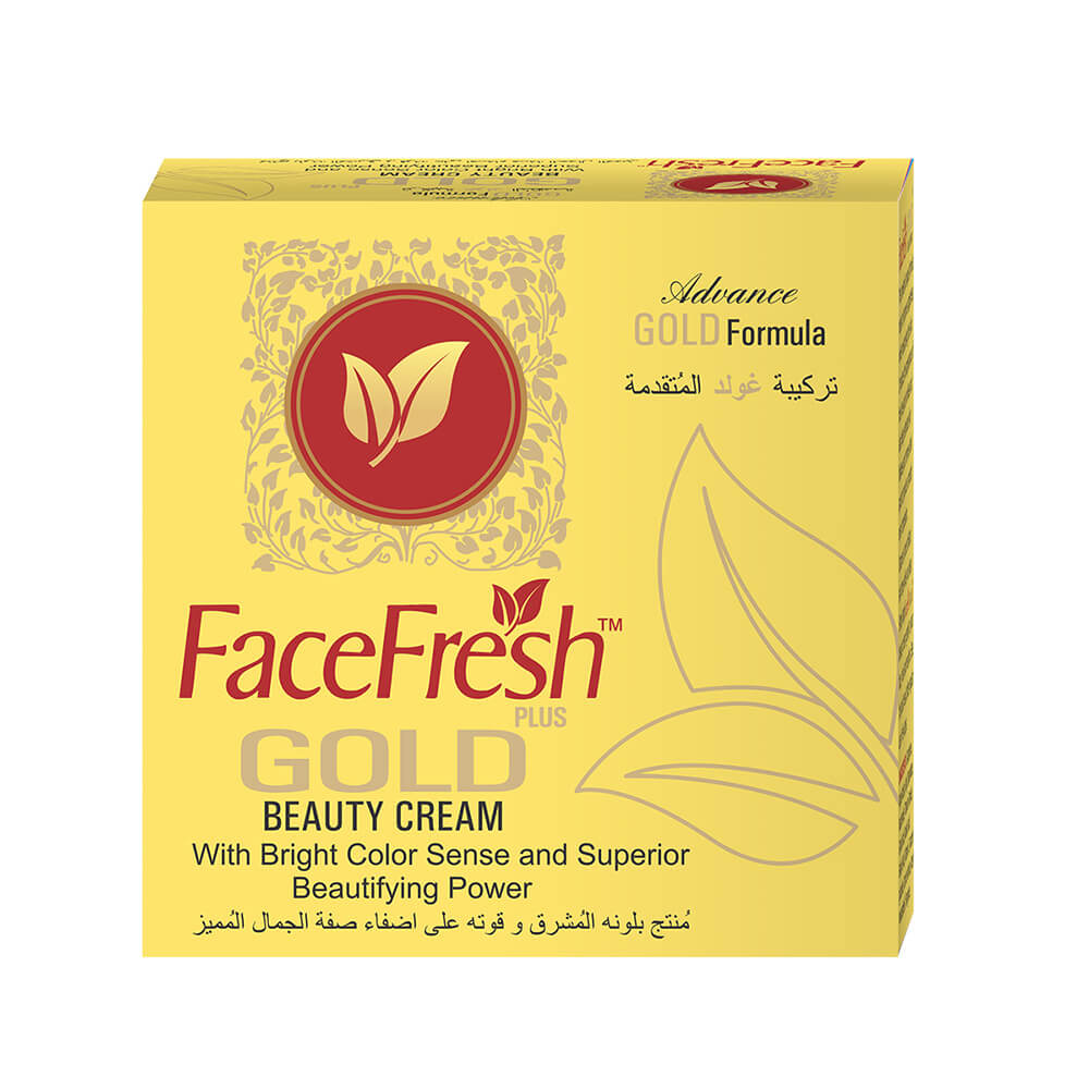 Face Fresh Gold Plus Beauty Cream (Large)